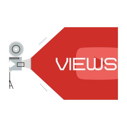 Youtube Visualizações